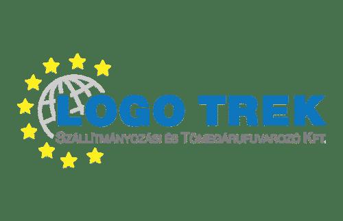 Logo Trek Szállítmányozási és Tömegárufuvarozó Kft.